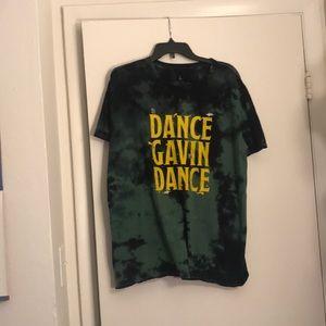 Dance Gavin dance t shirt